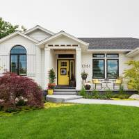 Ranch Rambler exterior ideas and curb appeal ideas