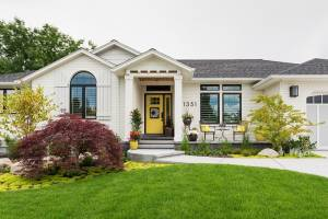 Ranch Rambler exterior ideas and curb appeal ideas