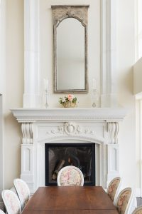 After, Fireplace, Dining Room, Formal Dining or Casual Dining, Great Room, Condos | Renovation Design Group