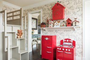 After, Bedroom, Childrens bedroom, playroom ideas, custom bunk beds, condos | Renovation Design Group