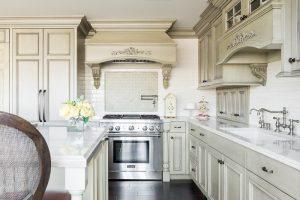 After, Kitchen, Condo, Modern Updates, Modern Classic, Pellet ice machine, hidden Fridge, Hidden Pantry | Renovation Design Group