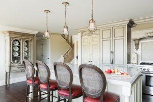 After, Kitchen Remodel, Modern Elegance, Hidden Fridge, Hidden Pantry, 2 story condo, Salt lake City | Renovation Design Group