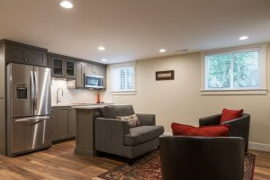 Basement apartment, Bungalow, Modern Designs | Renovation Design Group