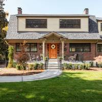 Colonial Home front exterior ideas