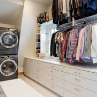 Laundry room ideas, closet ideas