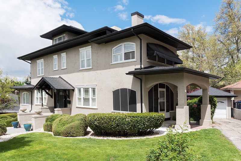 Federalist Style home exterior ideas
