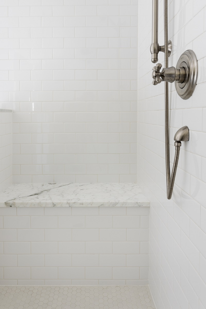 Shower ideas and hardware