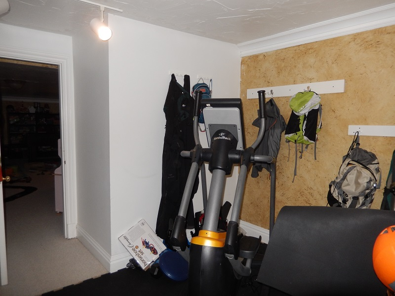Before, Interior, Basement, Laundry, Mudroom | Renovation Design Group