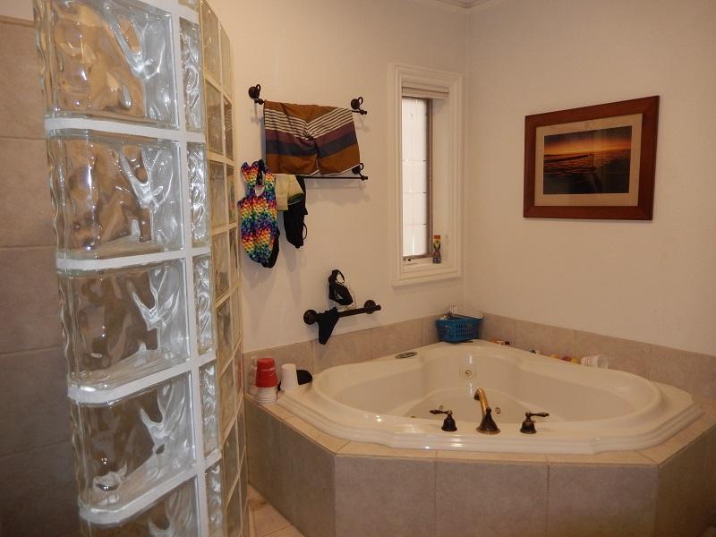 Before, Interior, Master bathroom Remodel | Renovation Design Group