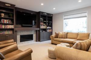 Family room design ideas