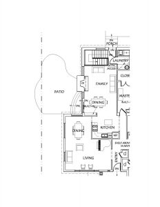 The Existing Floor Plan | Renovation Design Group
