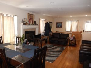Before, kitchen, Before Great Room, Before Open floor plan remodel   Renovation Design Group