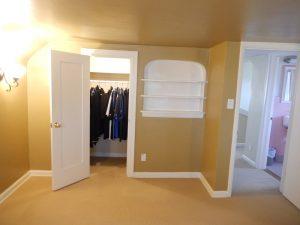 Before Master Suite Tudor Home Remodel | Renovation Design Group