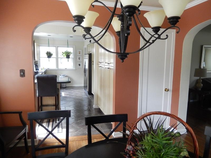 Before Kitchen Tudor Remodel | Renovation Design Group