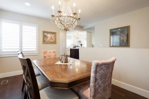 After, Interior, Dining Room, Formal Dining Area | Renovation Design Group