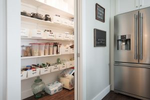 After, Interior, Pantry, Walk -in Pantry, Pantry organization ideas | Renovation Design Group