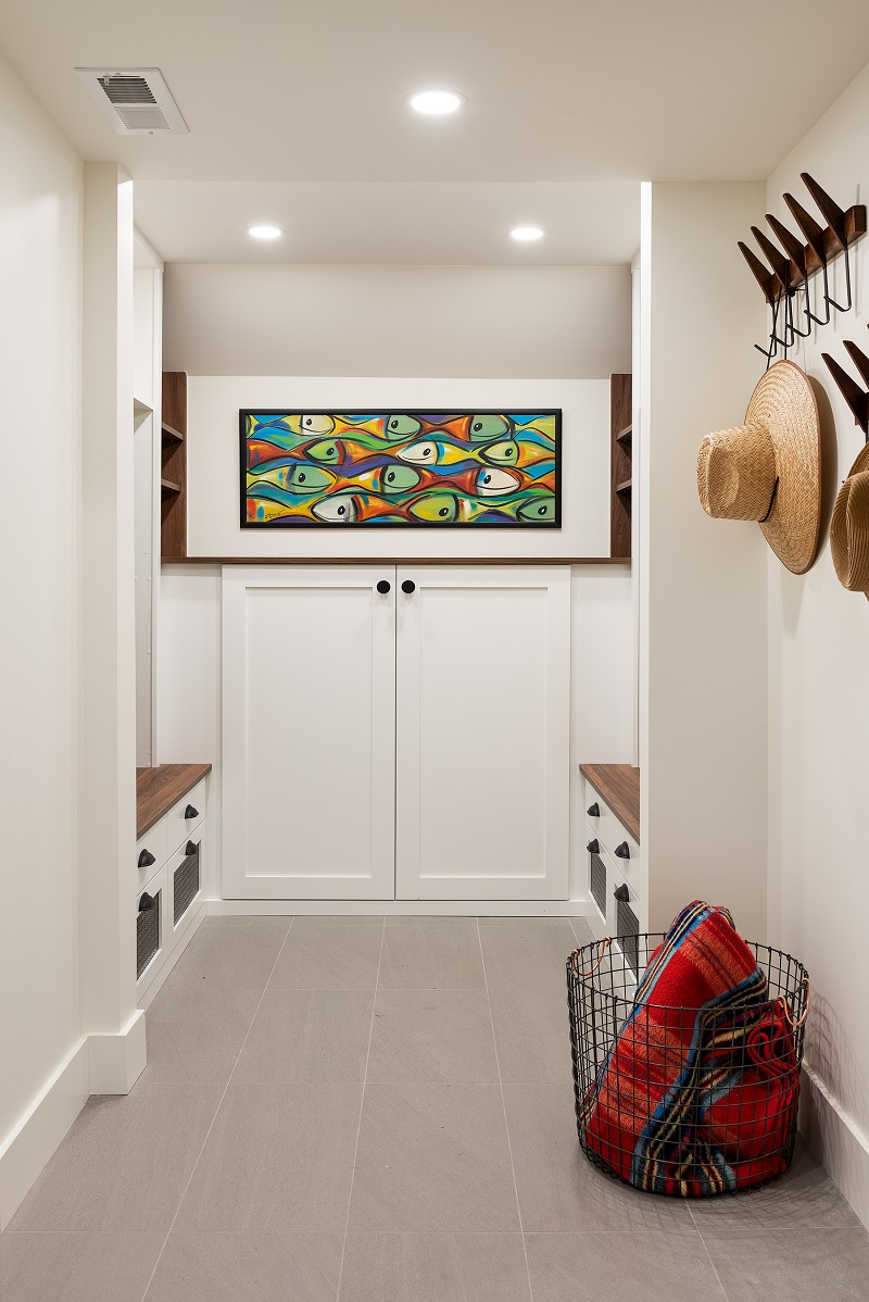 Beautiful and functional Mudroom | Renovation Design Group