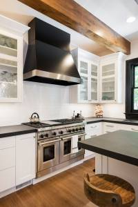 Wolf stove and contemporary kitchen ideas