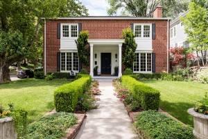 Colonial Home Exterior | Renovation Design Group