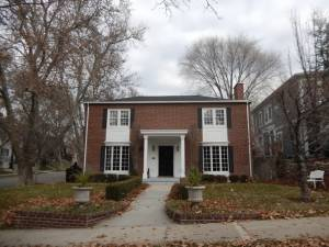 Before Colonial Exterior Upgrade | Renovation Design Group