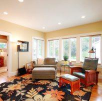 After_Interior Renovation_Living Room Design_Renovation Design Group | Renovation Design Group