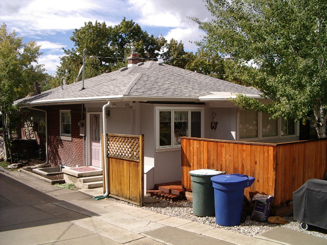 Before_Exterior Garage_Garage Renovation_Bungalow Garage Addition | Renovation Design Group