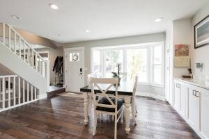 Cape Home, Dining nooks, Dining room casual, informal dining, great room, open floor plan, cape style homes | Renovation Design Group