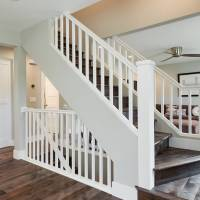 After Photo, cape style home remodels, staircases, Capes | Renovation Design Group
