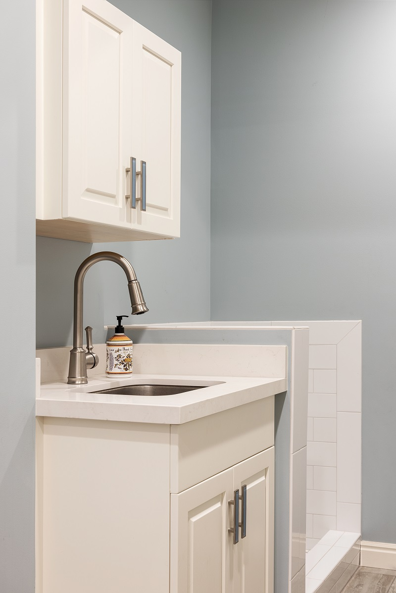 Mudroom and laundry room ideas