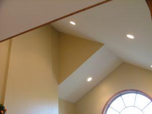 Duplex Living Room | Renovation Design Group