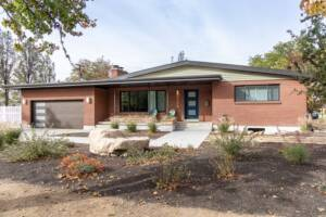 Ranch/Rambler exterior Curb Appeal