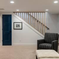 Reconfigured steps