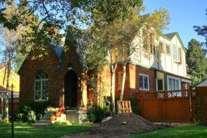 After Tudor Exterior Addition | Renovation Design Group