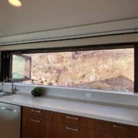 Large Open Window