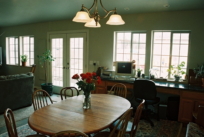 Dining Room Tudor | Renovation Design Group