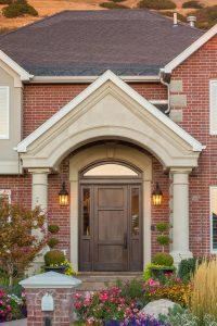 Front exterior entry way Front exterior Entry way updating your front door energy efficient | Renovation Design Group