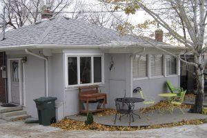 Before_Exterior_Back Patio | Renovation Design Group