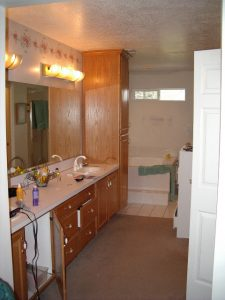 Country Road Bathroom Before | Renovation Design Group
