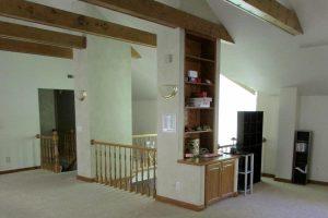 Second Story Living room Loft | Renovation Design Group