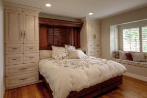 After_Interior_Master Bedroom_Storage Solutions Solving Common House Problems through Remodeling | Renovation Design group