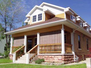Early Utah Home Update Exterior | Renovation Design Group