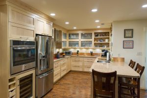 Condominium Kitchen one floor living Great Room |Renovation Design group