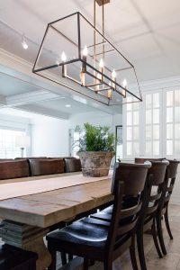 After interior remodel of formal dining room   Renovation Design Group