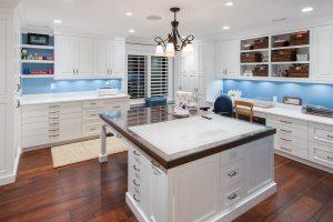 Interior Craft Room Special interest rooms | Renovaiton Design Group