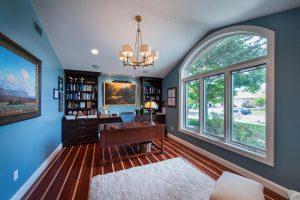 Office large windows natural light | Renovation Design Group