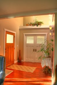 Front Entry Craftsman Bungalow Front entry | Renovation Design Group