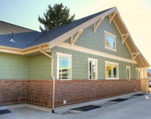 Side Exterior Bungalow Home | Renovation Design Group