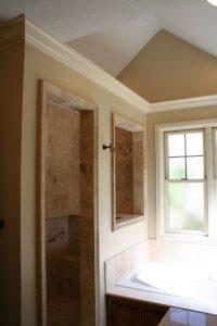 Tudor Bathroom | renovation Design Group