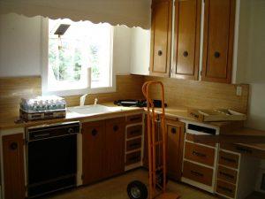 Before Kitchen Remodel Tudor Home | Renovation Design Group