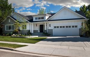 Cape Home Exterior   Renovation Design Group